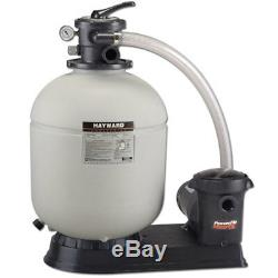14 Hayward Pro-Series S144T154S Aboveground Swimming Pool Filter System withPump