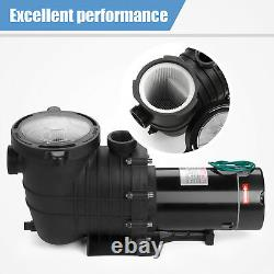 2.0HP Hayward Swimming Pool Pump Motor In/Above Ground with Strainer Filter Basket