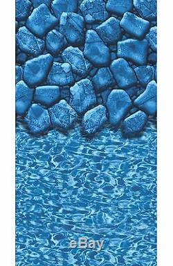 Above Ground 24 x 52 Round GALLERIA Swimming Pool with Liner, Ladder & Filter Kit