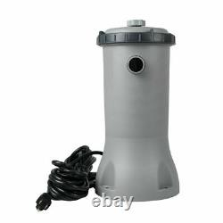 Bestway 530 GPH Filter Pump for Above Ground Swimming PoolsAuthorized dealer