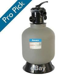 Doheny's Above Ground Sand Filter Tank