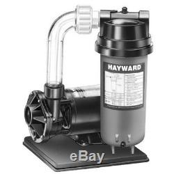 Hayward C2251540LSS 25 Sq. Ft. Micro StarClear Pool Filter System with 40 GPM Pump
