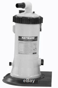 Hayward C550 Easy-Clear 55 Sq. Ft. Aboveground Swimming Pool Cartridge Filter
