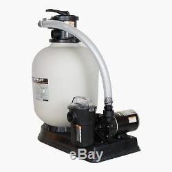 Hayward Pro Series Above Ground Pool Sand Filter System and Pump