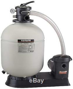 Hayward Pro Series Above Ground Sand Filter Systems