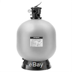 Hayward Pro-Series S180T Above Ground Swimming Pool Sand Filter withSP0714T Valve