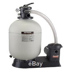 Hayward W3S210T93S ProSeries 21-Inch 1.5 HP Sand Filter System for Swimming Pool