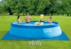 INTEX 10 x 30 Easy Set Above Ground Swimming Pool No Filter Pump FAST SHIP
