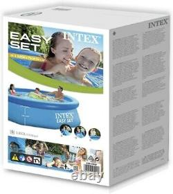 Intex 10 x 30 Easy Set Above Ground Swimming Pool with Filter Pump QUICK SHIP