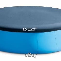 Intex 13' x 32 Easy Set Above Ground Swimming Pool Kit & Filter Pump & Cover