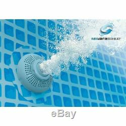 Intex 18ft x 48in Easy Set Above Ground Swimming Pool with Filter Pump FAST SHIP