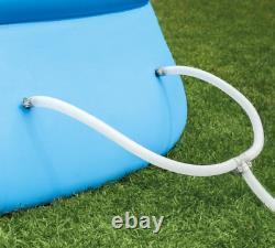 Intex 18ft x 48in Easy Set Above Ground Swimming Pool with Ladder & Pump IN HAND