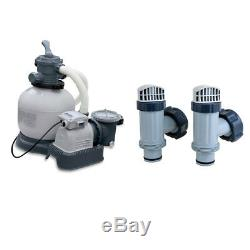 Intex Krystal Clear Above Ground Pool Sand Filter Pump And Plunger Valve Part