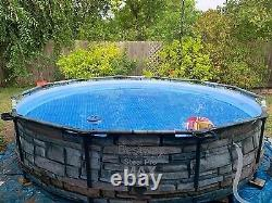 NEW IN BOX! Bestway Steel Pro MAX 15 ft. X 42 in. Above Ground Pool Set