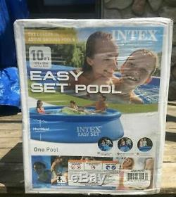 NEW Intex 10' x 30 Easy Set Above Ground Pool Inc Filter Pump SAME DAY SHIP