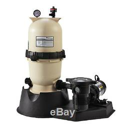 Pentair Easyclean DE Above Ground Swimming Pool Filter with Pump (Various Sizes)
