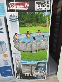 Pools all sizes 16ft 15ft 14ft Above Ground Pool with pump and filter