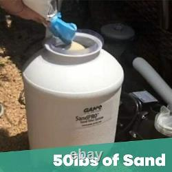 Sand Filter Above Ground Swimming Pool Pump Intex and Bestway pools Compatible