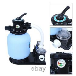 Sand Filter & Water Pump System Above Ground Swimming Pool Combination for STP35