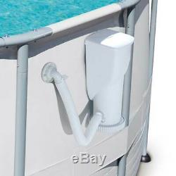 Summer Waves 1500 Gallon GFCI SkimmerPlus Filter Pump for Above Ground Pools