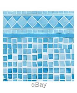 Summer Waves Elite 14 X 42 Premium Frame Above Ground Family Pool Withfilter