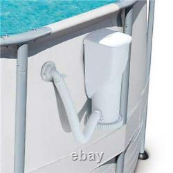 Summer Waves SkimmerPlus 1,500 Gallon GFCI Above Ground Pool Filter Pump (Used)