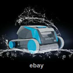 Used, Excellent Dolphin Escape Above Ground Pool Cleaner with Top-Load Filter