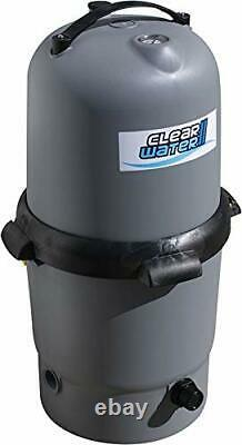 Waterway Clearwater II DE Above Ground Swimming Pool Filter (Choose Size)
